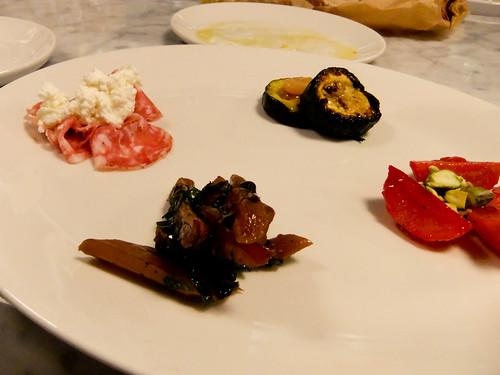 Antipasto Misto, La Pasta, Eataly
