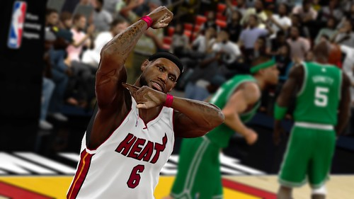 NBA 2K11 for PS3
