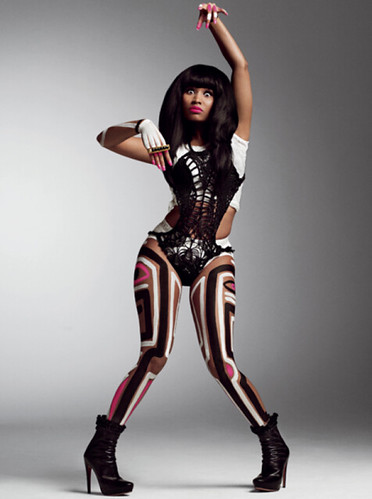 Nicki Minaj V Magazine 10