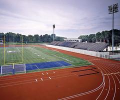College of Mount St Joseph2 (MSA architects) Tags: field architecture football stadium cincinnati architect msa michaelschuster mountstjoseph