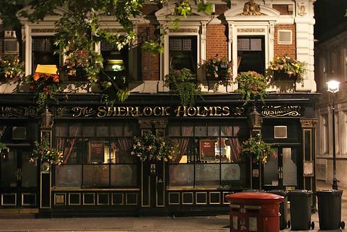 London, Sherlock Holmes