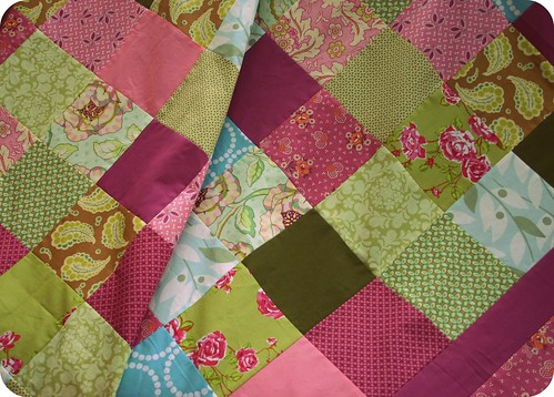 Color Story Quilt - b