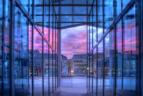 Trier Sunset HDR