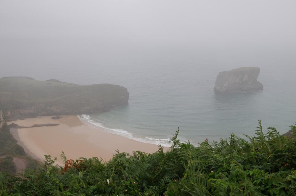 Asturias, Playa de Ballota