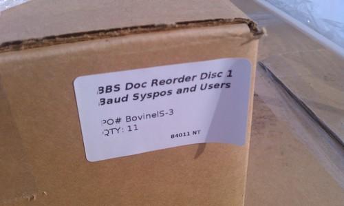 Example BBS Doc
