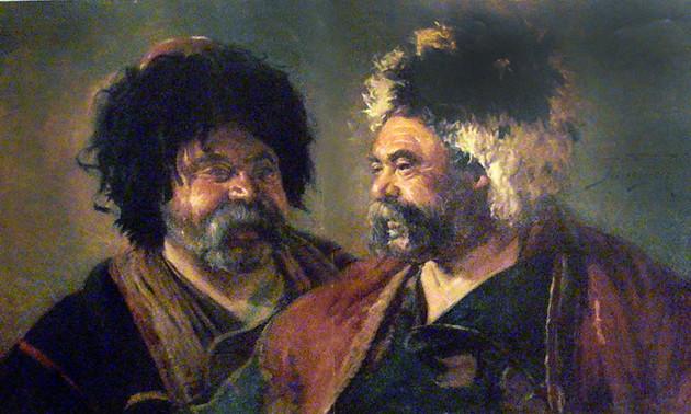 ორი მთვრალი ხევსური ~ Two drunken khevsurs