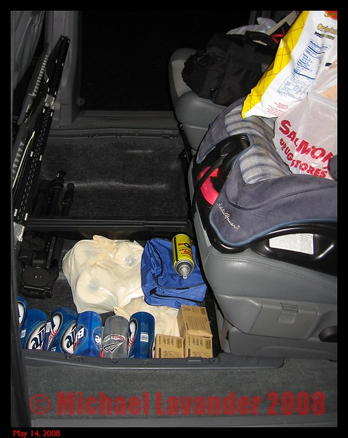 travel family vacation interior minivan bigthree stowngo 2007dodgegrandcaravansxtspecialeditionchrysler