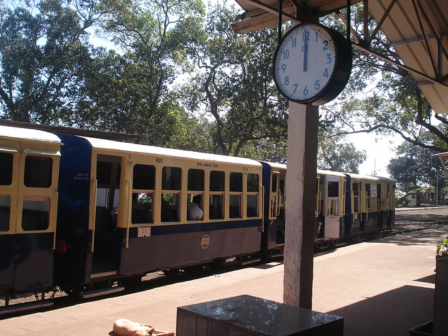 Matheran Railway Station