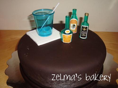 Drinks Cake