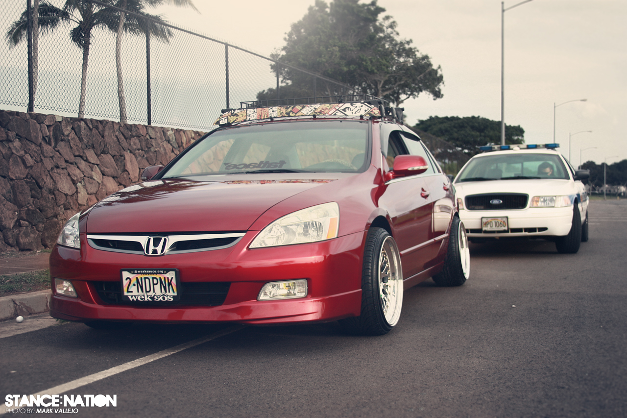 Honda Accord On Ccw S Stancenation Form Gt Function