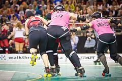 20110115.RCRG7.1_0672 (Axle Adams) Tags: seattle sports rollerderby rollergirls skaters derby skates keyarena ratcityrollergirls rcrg
