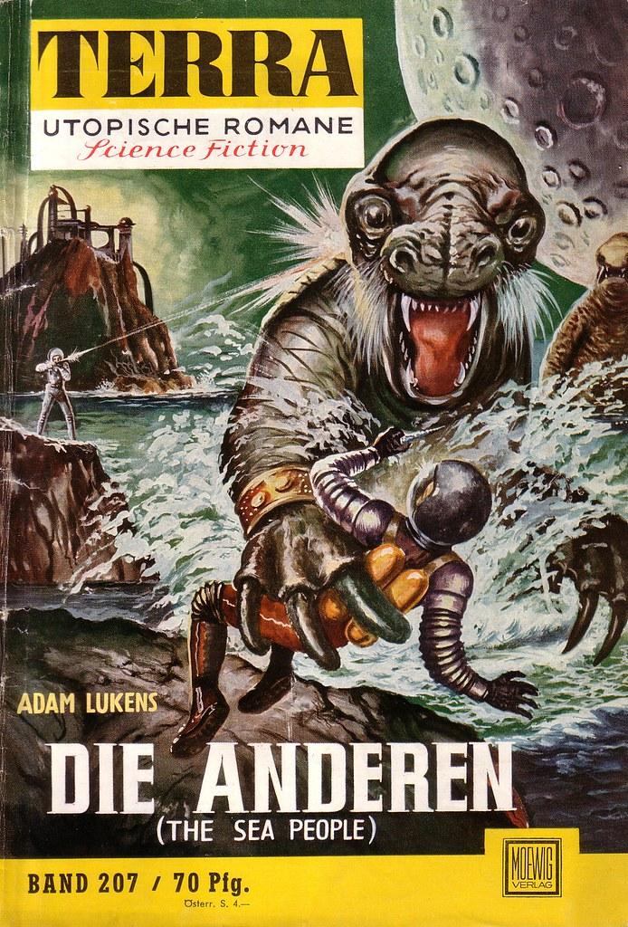 Deutsche Science Fiction
