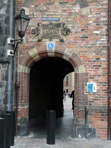 Het Binnenhof e Ridderzaal