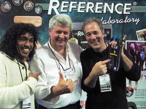 Hussain Jiffry, Angelo Tordini & Joe DiBlasi