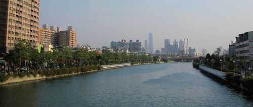 Love River (Viewed From Zhongdu Bridge)