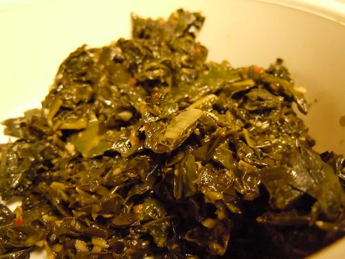 Bajan Spiced Lacinato Kale