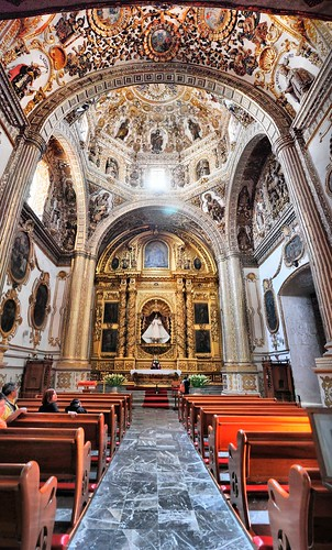 Catedral Santo Domingo, Oax. (03)