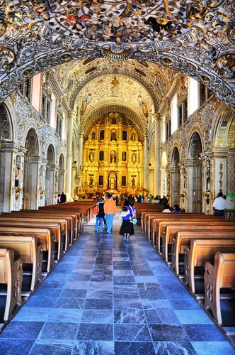 Catedral Santo Domingo, Oax. (05)