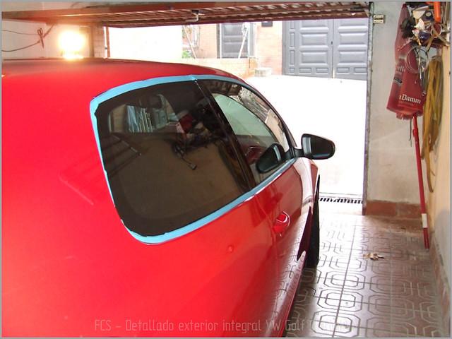 Detallado exterior VW Golf GTI mkVI-13