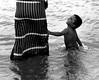 Something More Than A Smile (Hridoy_Tanveer) Tags: bw monochrome canon blackwhite 1855mm riverbank blacknwhite bangladesh bnw padma 450d padmariver canon450d rebelxsi eosrebelxsi canoneosrebelxsi maowa maowaghaat maowamunshiganj maowamunshiganjbangladesh