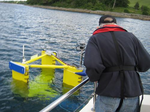 2008 - Evopod 1/10th Sea Trials @ Portaferry