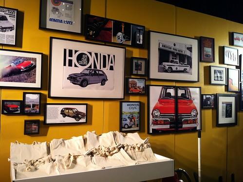 Honda lounge.