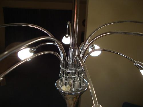 lamp repaired??