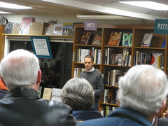 Author Tom Rachman at Politics and Prose