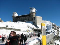 Observatorul de la Gornergrat (Daniel Paraschiv) Tags: swiss gornergrat zermatt elvetia swizzerland