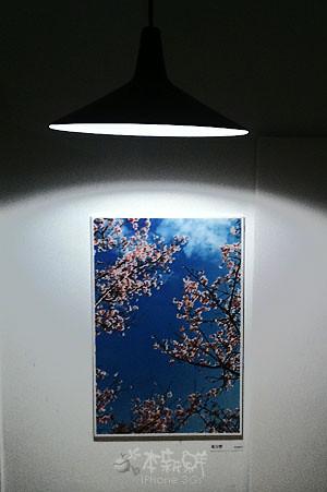 「元旦初雪」東京攝影展