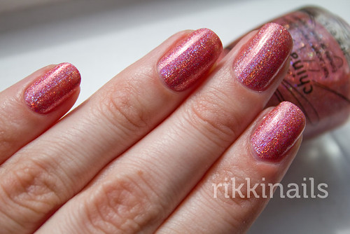 China Glaze Rated Holographic 2