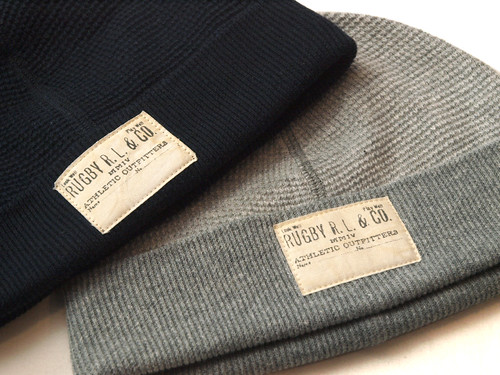 Rugby / Reversible Thermal Watch Cap