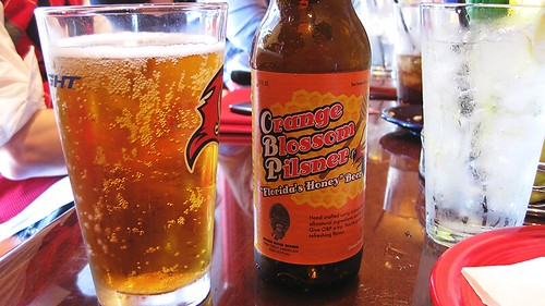 orange blossom pilsner