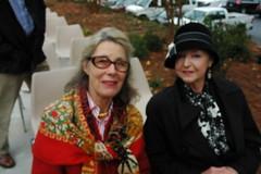 Disja Koch and Bess Finch