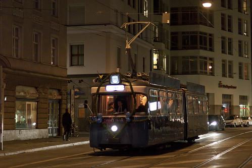 2031 als Sonderfahrt in der Müllerstraße