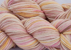 Threshing Floor Love on BFL - 4 oz. (...a time to dye)