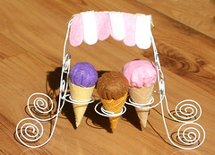 free felt pattern-felt icecream 10 (fairyfox) Tags: diy handmade howto playfood freepattern feltpattern freetutorial felticecream easysew sewpattern fairyfox