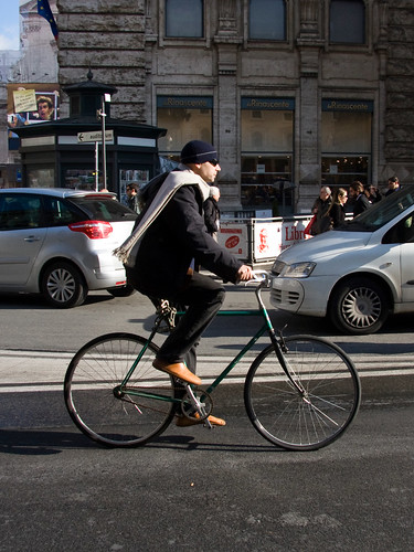 Rome Cycle Chic - Uomo 2