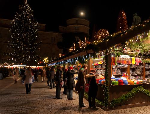 Stuttgart Christmas Market 2010 by LenDog64, on Flickr