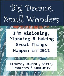 Big Dreams Small Wonders