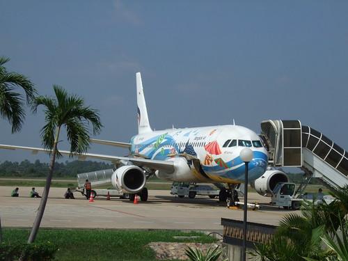 Bangkok Air A320