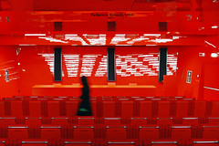 (bata ez) Tags: mostra light red england sky people italy paris france rome colour roma macro reflection fountain silhouette museum architecture buildings rouge reflex rojo artist italia colore heart gente mayor terrace contemporaryart iraq exhibition persone master architect cielo installation baghdad museo director vernissage rosso fontana francia cuore architettura luce auditorium artista sindaco parigi inghilterra brindisi palazzi riflesso zahahadid terrazza inaugurazione architetto workofart spumante direttore installazione artecontemporanea colorphotoaward odiledecq cmwdred cmwdweeklywinner umbertocroppi lucamassimobarbero giannoalemanno
