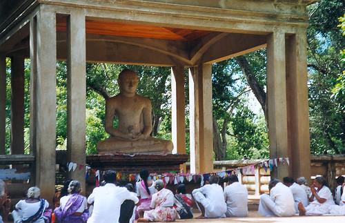 Putování Šrí Lankou – díl 2. anebAnuradhapura, první královské město