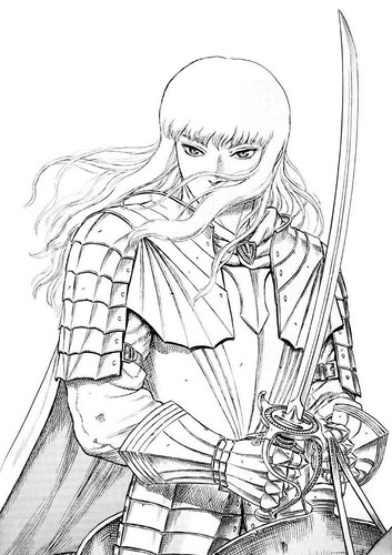 berserk griffith 3