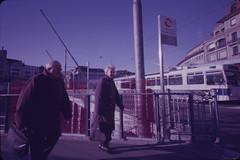 Pl de l' europe (sdzn) Tags: vintage voigtlander bessa expired r2a kodakchrome sdzn