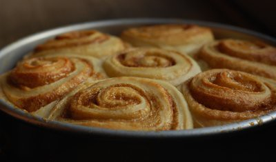 Ree's Cinnamon Rolls