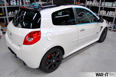 Clio Cup tapen