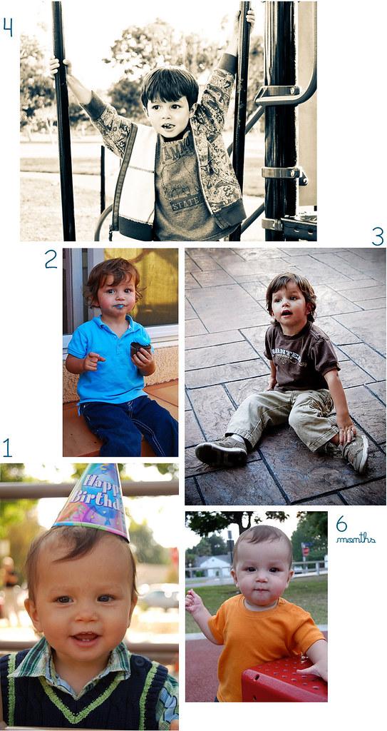 4 Birthday timeline