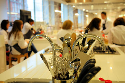 Waitrose Cookery School 0523 R