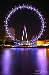 London Eye (www.gavindougan.com) Tags: travel architecture photography europe landmarks backpacking sights cites
